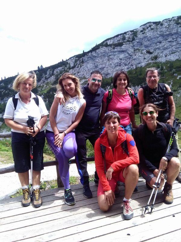 Italiani in montagna