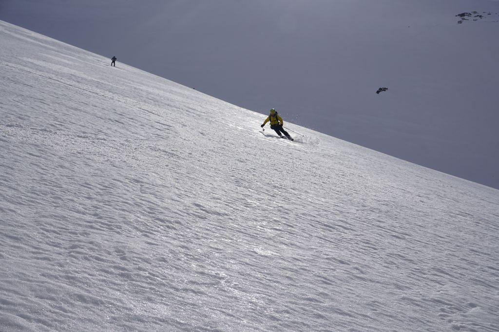 Scialpinismo a Creta